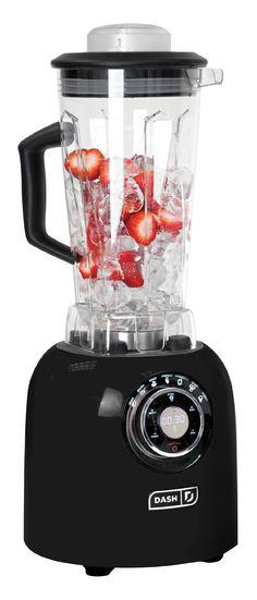 Amazon.com: Dash Chef Series Digital Blender- Black: Electric Countertop Blenders: Kitchen & Dining