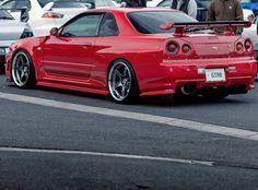 Gtr R34, Nissan Gtr R35, Nissan Gtr Skyline, Toyota Supra Mk4, Nissan Silvia, Hot Rides, Scion, Modified Cars, Jdm Cars