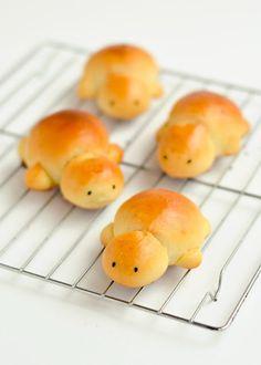 Sweet Milk Turtle Bread