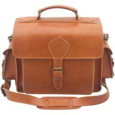 $284.95 Grafea England Leather Camera Photo Bag GRFPHOCAR-53 B Photo