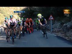 Video de la Vuelta a la Comunidad Valenciana 2016. Etapa 2. Castellón - Fredes (TDP)
