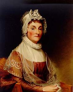 Abigail Adams, U.S. First Lady, 1776    If particular care and attention is not paid to the ladies, we are determined to forment a rebellion and will not hold ourselves bound by any laws in which we have no voice or representation.