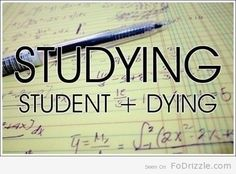 Funny Quotes about Exams Stress Me Quotes, Funny Quotes, Study Quotes, Motivational Quotes, Study Break, Finals Week, For Facebook, Favim, Student Life