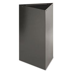 Safco 9551BL Trifecta Waste Receptacle #9551BL #Safco #TAAWasteReceptacles  https://www.officecrave.com/safco-9551bl.html