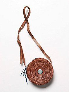 Hiptipico Leather Eclipse Crossbody at Free People Clothing Boutique 766585487a31f