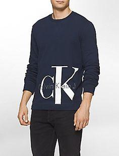 reissue logo sweatshirt $59.50