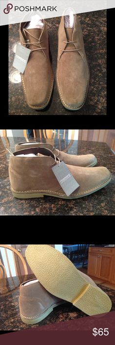 Roamers Mens Real Suade Classic Desert Boots. Desert Mens Boots. Size 12  Brand new.   By Roamers roamers Shoes Boots