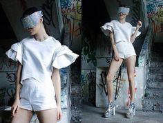 Wardrobe: Melody Utomo Putri (@livensluna) MUA: marcella novianty Model: amanda mityko Photo: melisa darmadji