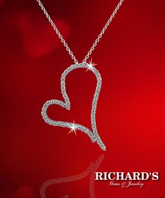 Details about  /2ct Round Cut Diamond Heart Pendant 14K Yellow Gold Over Necklace Valentine