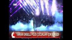 Megastar Tarkan engelli polis çocukları için Harbiye'de konser verdi | yurttan ve dünyadan haberler ve teknoloji videoları blogu denk gelirse
