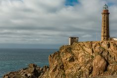 Faro Villano Costa de la Muerte Laxe Costa da Morte A Coruña Galicia Crimenes de la Moda