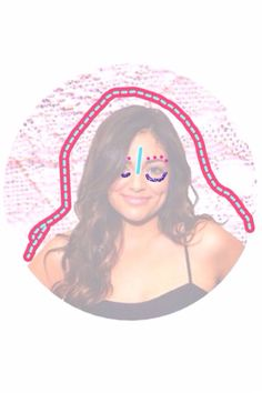 Bethany Mota AKA The Sass Queen  Follow my piccollage (it's in my bio) if you would like to see more