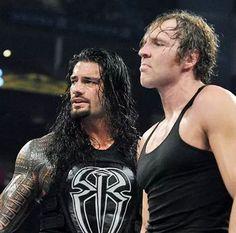 #Roman  & Dean ♥