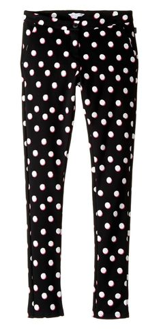Delight on the dot!  She'll always be stylishly spot on wearing the #Little #MarcJacobs #Milano #All #Over #Printed #Dots #Trousers. #girls #apparel #clothing #bottoms #pants #child #children #childrenswear