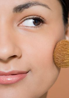 Are you making one of these common beauty mistakes that add 10 years? Mistake #1: Using Too Much Foundation >>