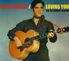 Elvis Presley - Loving You (the Alternate Album) [CD] USA import
