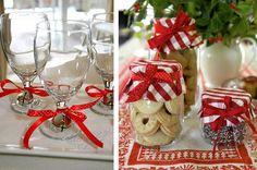 ideias de decoração de natal - Pesquisa Google