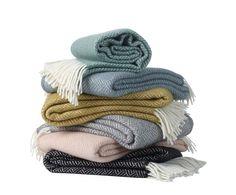 Happy blanket - Klippan plaid wol Samba
