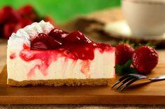 Torta od jogurta s jagodama: Light verzija slasnog cheese cakea