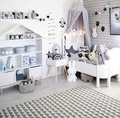 Lovely kids bedroom.