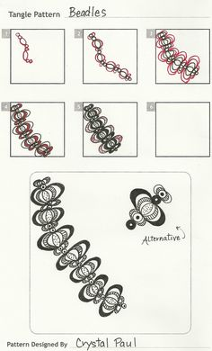 All Tangled Up | A site dedicated to Zentangle art, tutorials, and ...