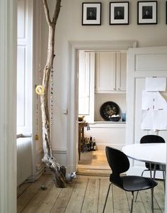 indoor-tree.jpg. Cute idea for Christmas or any other time !