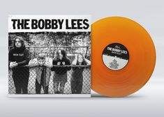"The BOBBY LEES ""Skin Suit"" : LTD EDITION ON ORANGE VINYL! 