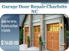 Https://flic.kr/p/CZUPjY | Charlotte Garage Door Repair