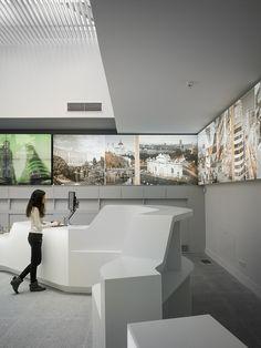 Plaza Mayor Tourist Information Centre in Madrid. © Jesús Granada #HIMACS