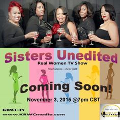 TODAY IS THE DAY!!! TUNE IN FAMILY AND GIVE US SOME FEED BACK!