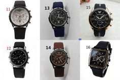 awesome Armani* watches