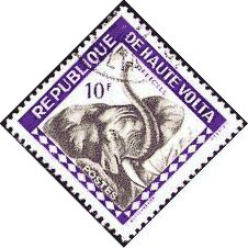 Elephant Stamps