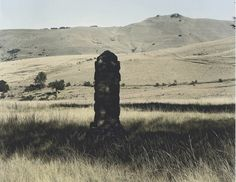 Griqua monument, Mount Currie, Kokstad  photo by David Goldblatt, 2007