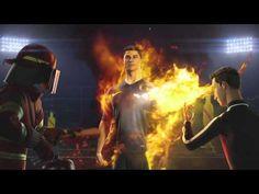 Nike Soccer: The Last Game ft. Cristiano Ronaldo, Neymar Jr., Rooney, Zlatan, Iniesta & more - YouTube