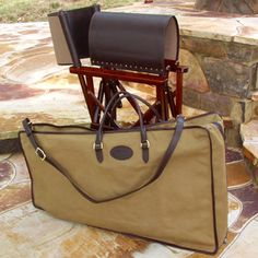 Folding Salon Chair Case  www.kevinscatalog.com