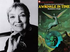 Madeleine L'Engle.  I love all of her books... especially the Wrinkle in Time Series.  Truly amazing gift.
