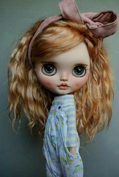 Pretty Dolls, Beautiful Dolls, Ooak Dolls, Blythe Dolls, Kawaii Doll, Dream Doll, Valley Of The Dolls, Knitted Dolls, Custom Dolls