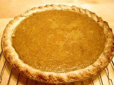 Pumpkin Pie - Gluten & Dairy Free - The Gluten-Free Homemaker (using almond milk instead of dairy)