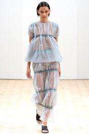 J.W. Anderson - Pasarela London Fashion Week S/S 2014
