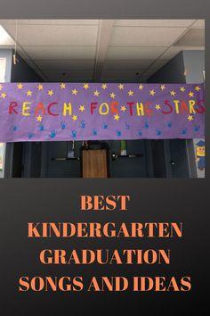 10 Best Kindergarten Graduation Songs and Ideas - kindermomma.com
