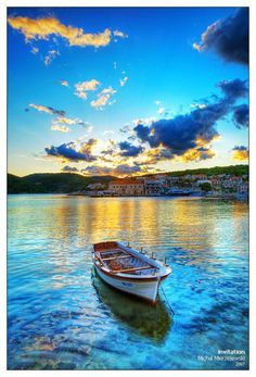 boat and sea...