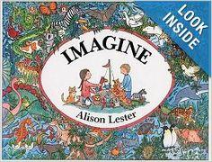 Imagine: Alison Lester: 0046442669535: Amazon.com: Books