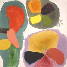 Lure, 1963 Gillian Ayres