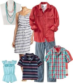 "Color combo?!  ""family photo outfit idea 5"" by familyoffive on Polyvore"