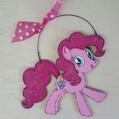 A personal favorite from my Etsy shop https://www.etsy.com/listing/464165908/my-little-pony-christmas-ornament