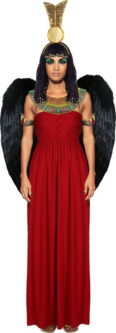 Isis is the Egyptian goddess of magic and motherhood, wisdom and healing, fertility and rebirth.