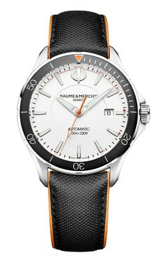 Baume & Mercier: Clifton, Ref. 10337
