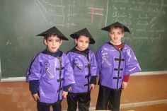 Disfraz de chinos con bolsa morada | http://www.multipapel.com/subfamilia-bolsas-disfraces-educacion-infantil-pequenas.htm