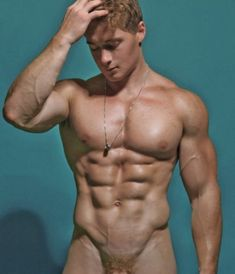 Strawberry blonde versatile hunk jesse knight cums for you