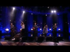 The Lumineers Perform 'Ho Hey' ultimate favorite band! Music Like, Sound Of Music, Kinds Of Music, Music Is Life, My Music, Royal Music, Widespread Panic, Red Rock Amphitheatre, The Lumineers
